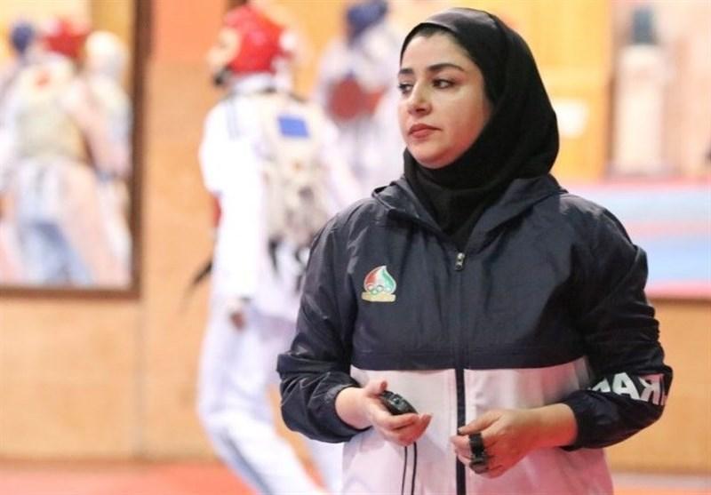 فولادی: مصدومیت کیمیا علیزاده حاد نیست، او بعد از یکسال دوری از لیگ عملکرد خوبی داشت