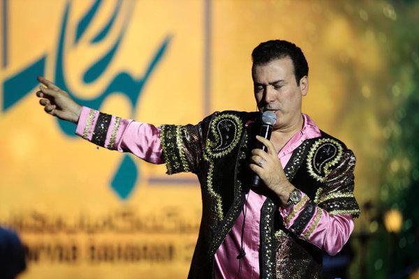 شهریاری از آلبوم آذربایجان رونمایی می کند