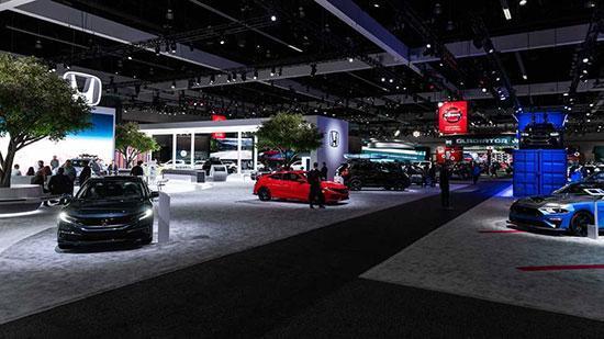 10 اتومبیل برتر نمایشگاه خودروی لس آنجلس 2019