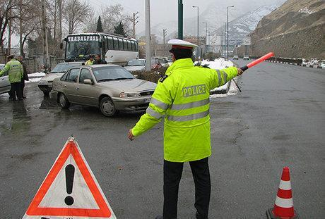 جاده چالوس بسته شد ؛ رانندگان اصرار به عبور نداشته باشند