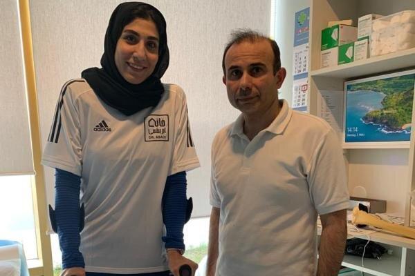 تشریح آخرین شرایط بانوی المپیکی کاراته
