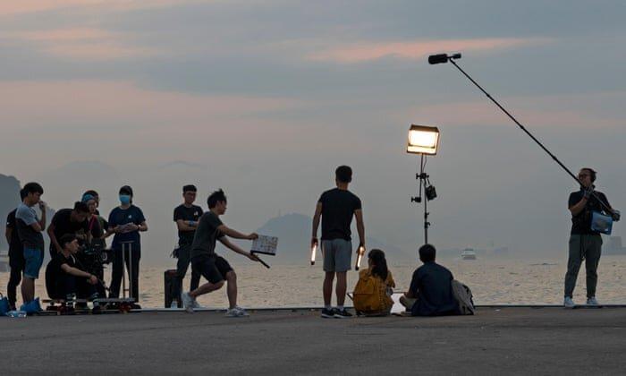 زندگی در دوران پساکرونا ، آغاز تولید پروژه های تلویزیونی و سینمایی در چین