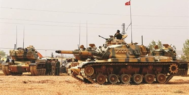 کرونا ، ترکیه تحرکات نظامی خود در سوریه را حداقلی می نماید