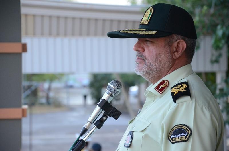 دستگیری آدم ربایان کمتر از 24 ساعت در خرم آباد