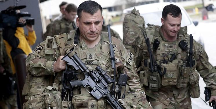 نیویورک تایمز: متحدان آمریکا تعداد نیروهایشان را در عراق به نصف کاهش داده اند
