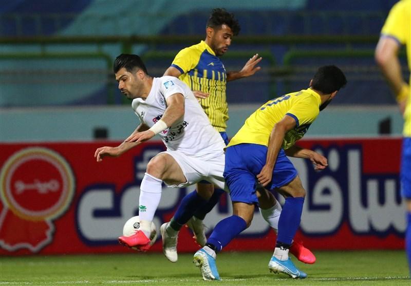 اعلام اسامی محرومان مرحله نیمه نهایی جام حذفی فوتبال