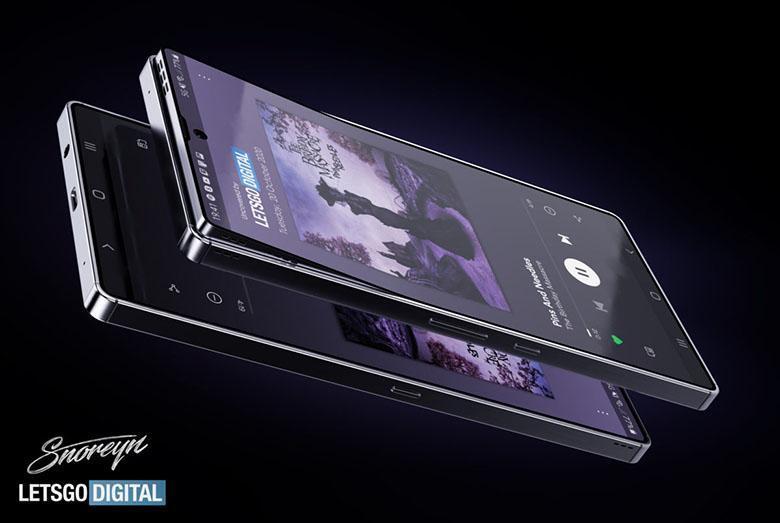 از دیدن یک گوشی سامسونگ با صفحه نمایش پاپ آپ در آینده تعجب نکنید