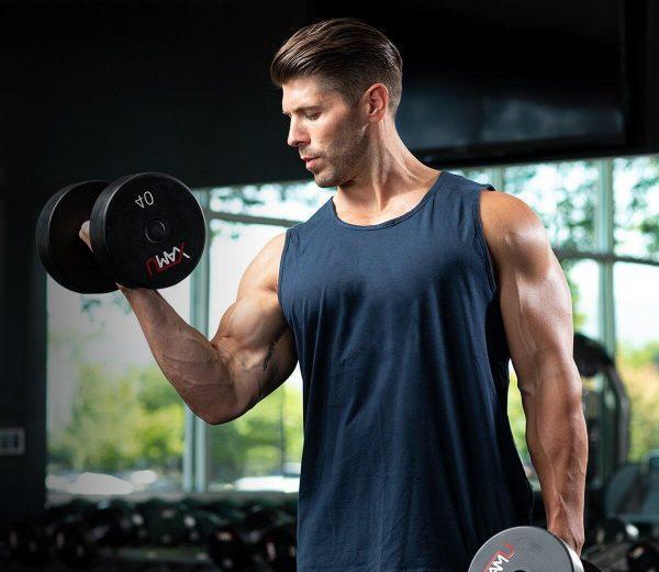 با بدن سازی در یک ماه چقدر عضله می سازید؟