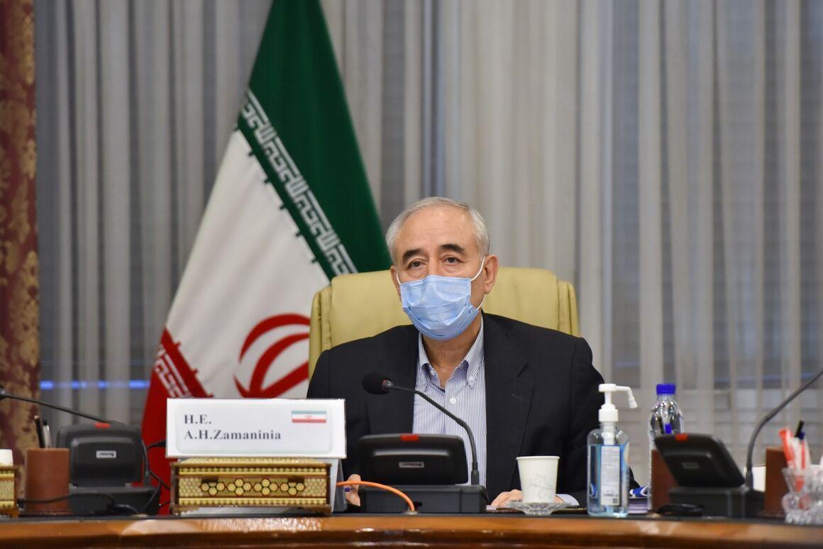 انتخاب نماینده ایران به عنوان رئیس هیئت عامل اوپک در 2021