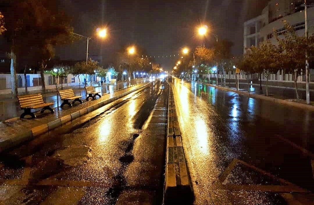 خبرنگاران تردد شبانه در مشهد حدود 85 درصد کاهش یافت