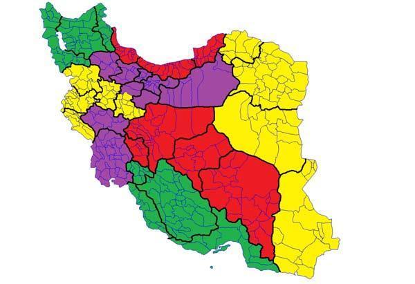 پیش شماره همراه اول در شهرهای ایران
