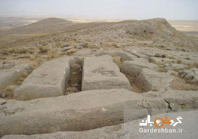 گوردخمه های سه گانه اسحاق وند؛ از اسرارآمیزترین آثار تاریخی کرمانشاه