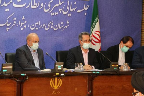 خبرنگاران بندپی: سالانه 200 هزار نفر به جمعیت استان تهران اضافه می گردد