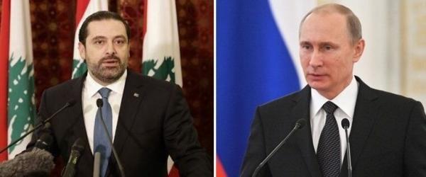خبرنگاران پوتین بر توسعه همکاری ها با لبنان تاکید نمود